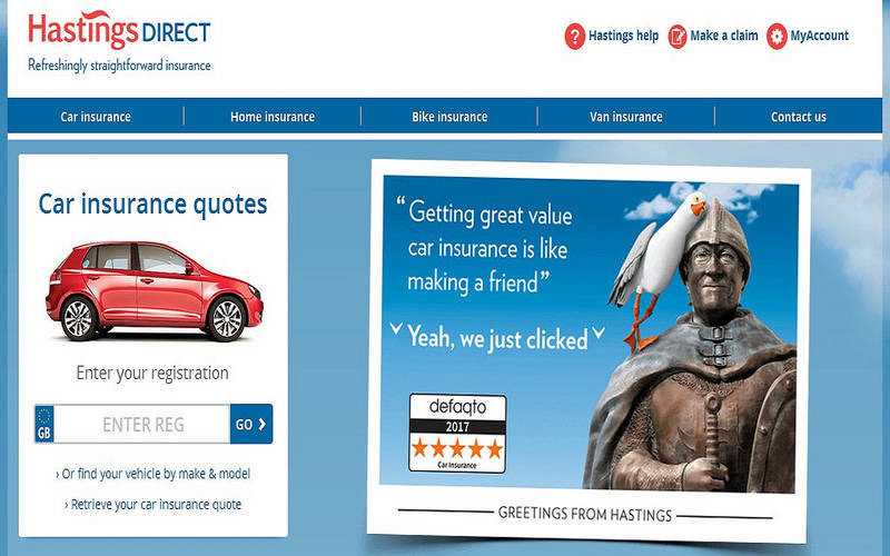 Hastings Direct Insurance Review & Contact Number